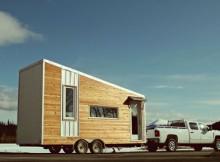 Современный дом на колесах Leaf House (6)