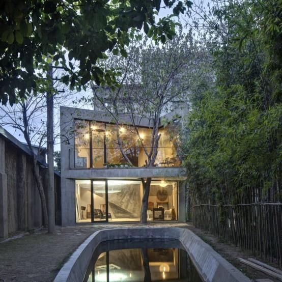 загородный дом фото 1
