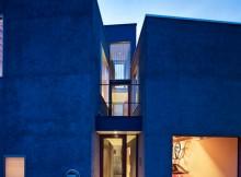 Частный дом с оптимизированным пространством (12)