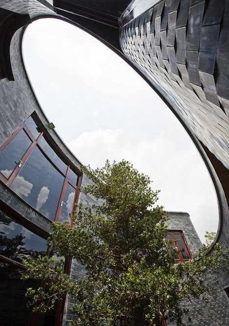 Дом-спираль фото 1
