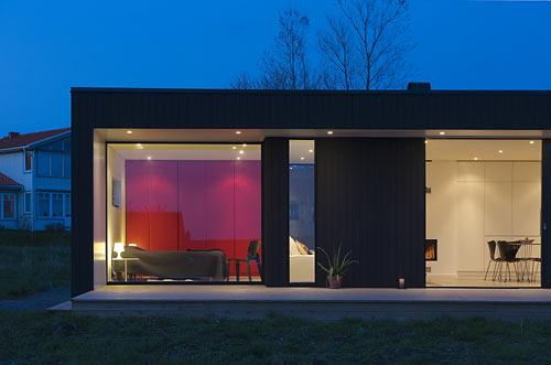Современный модульный дом фото 2
