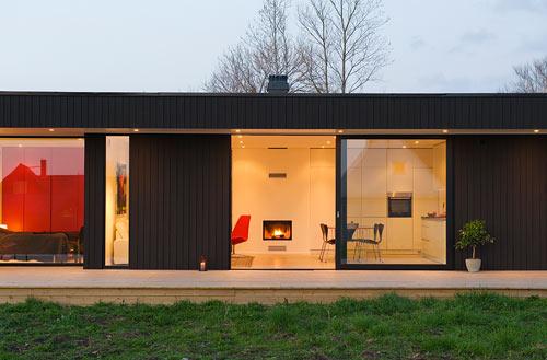 Современный модульный дом фото 1
