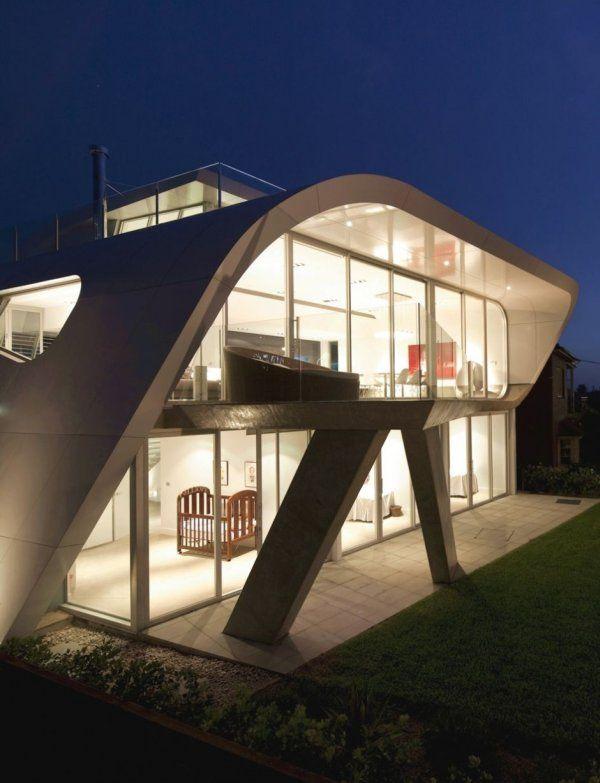 фото дома «Лента Мебиуса» по проекту Tony Owen Partners