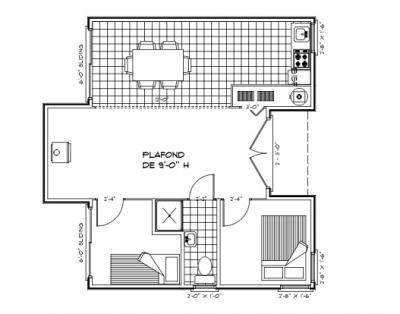 Чертежи и проекты домов из морских контейнеров с чертежом 44