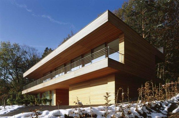 проект дома в коттеджном стиле