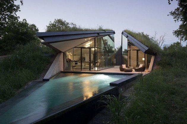 Разделенный дом фото 1