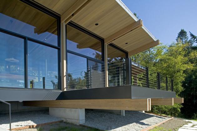 Деревянный дом фото 1