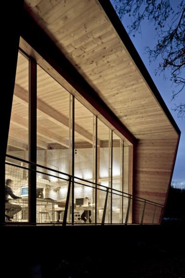 частный дом с нулевым энергопотреблением фото 3