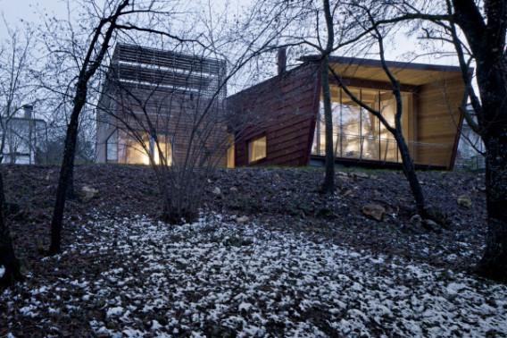 Дом с нулевым энергопотреблением фото 1