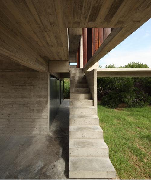 Проект летнего дома от BAK Arquitectos фото 2