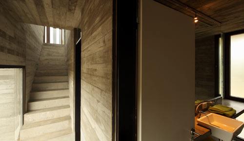 Проект летнего дома - фото ванной комнаты