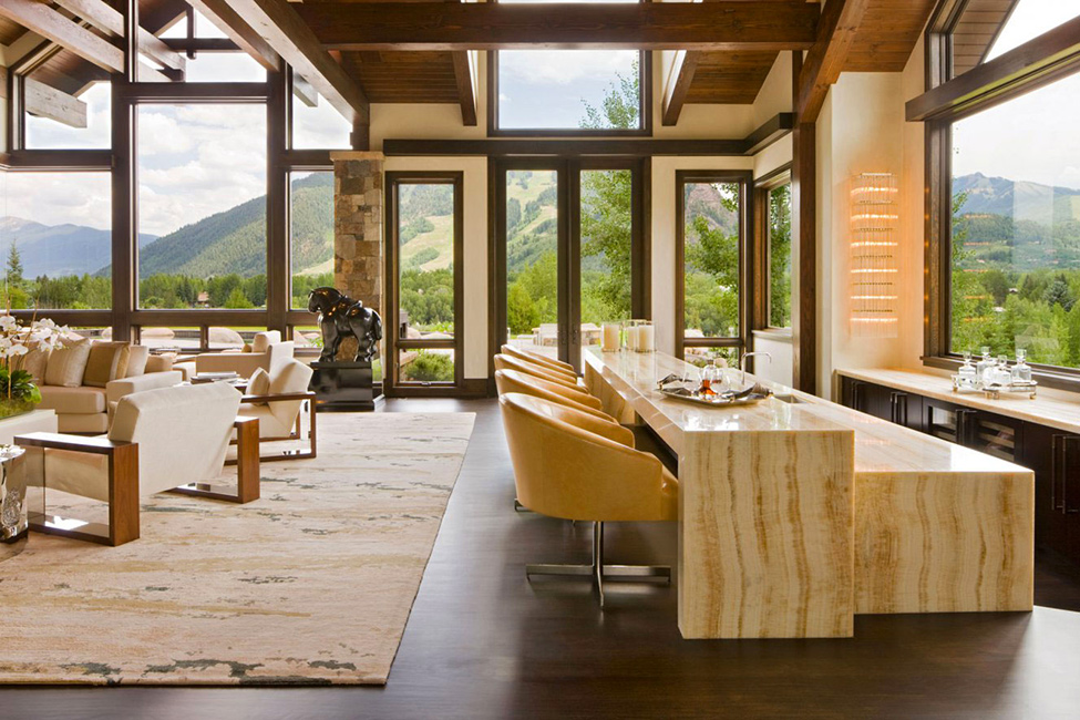Colorado willoughby way chalet design