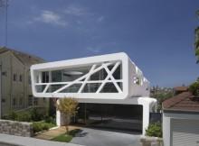 Ультрасовременный дом на побережье (15)