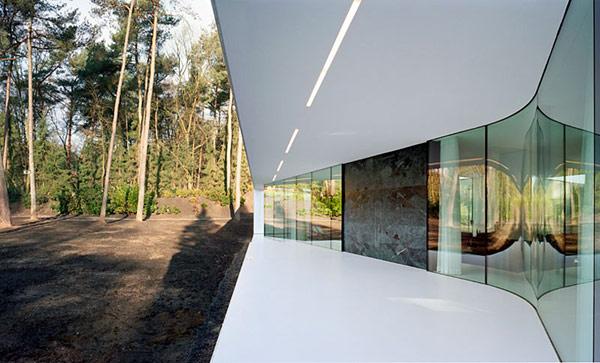 Одноэтажный загородный дом - фото 51