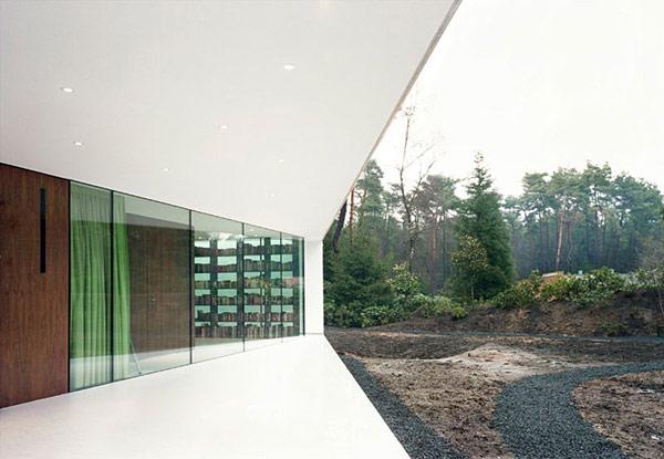 Одноэтажный загородный дом - фото 41