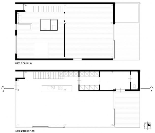 проект дачного домика OYO
