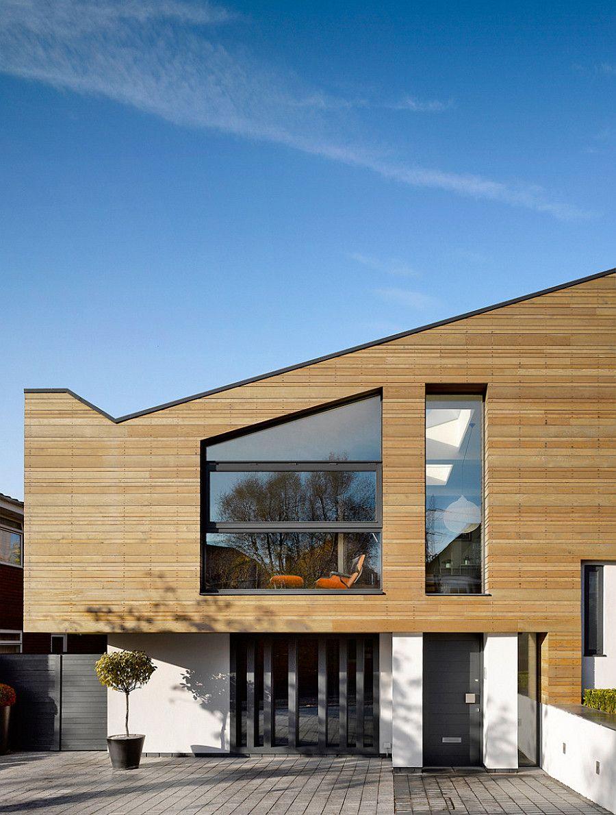 Дизайн старого дома снаружи