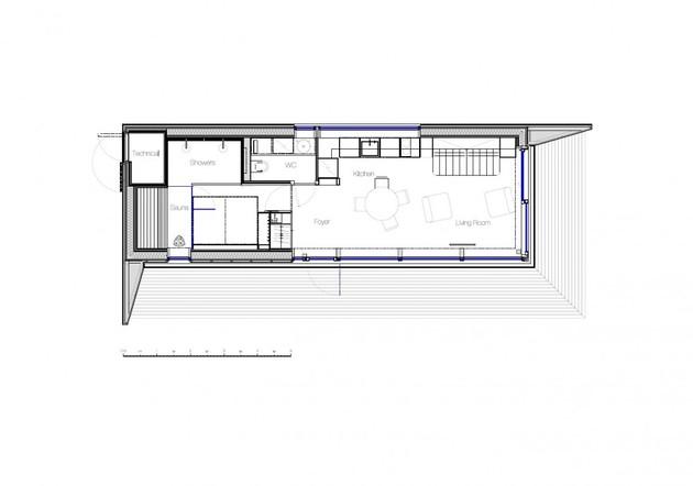 план каркасного дома Passion House