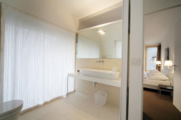 ванная комната загородного дома