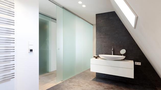 Проект дома 350 кв.м. - ванная комната