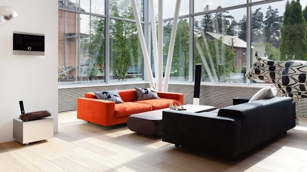 Проект дома 350 кв.м.
