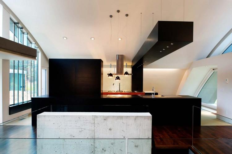 интерьер дома в индустриальном стиле