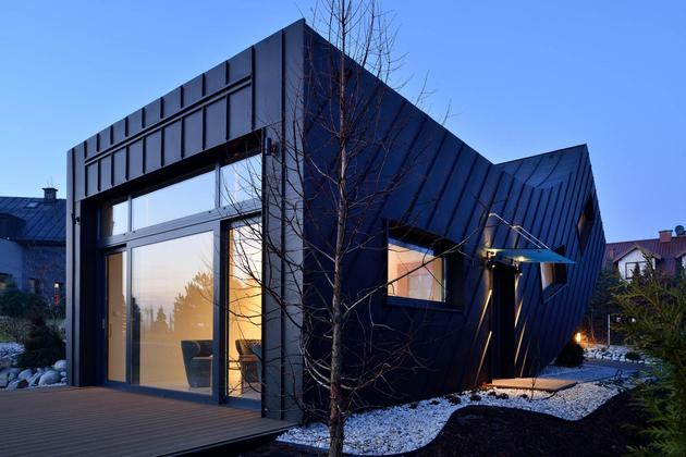 Проект необычного дома 16
