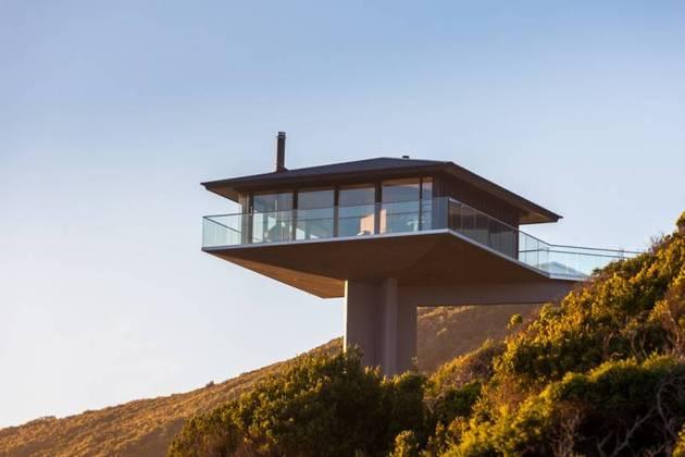 Частный дом с панорамным остеклением - фото 2
