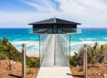 Частный дом с панорамным остеклением (13)