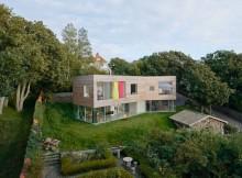 Дом с винтовой лестницей (7)