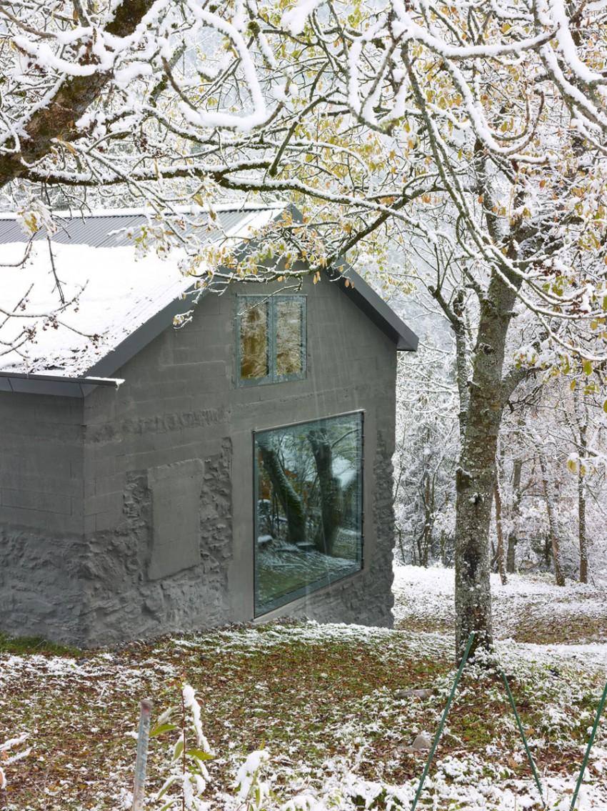 загородный домик 7