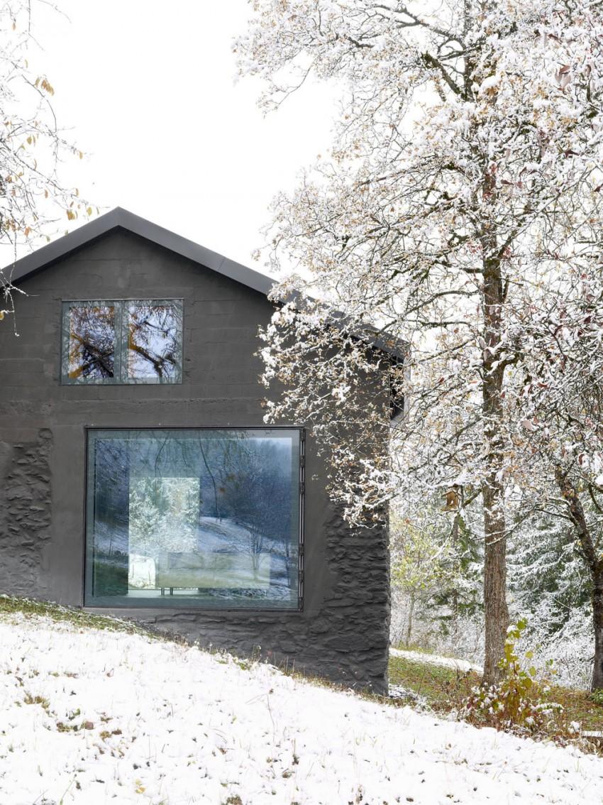 загородный домик 6