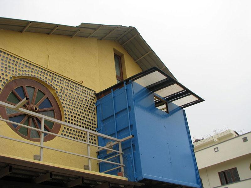 Блочное строительство домов - фото 4