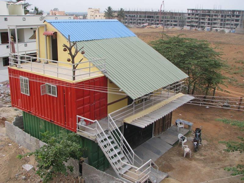 Блочное строительство домов - фото 1