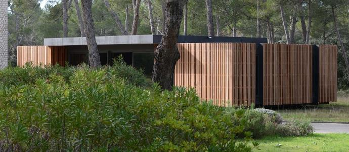 Одноэтажный сборный дом (6)