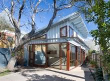 Дом с односкатной крышей (8)