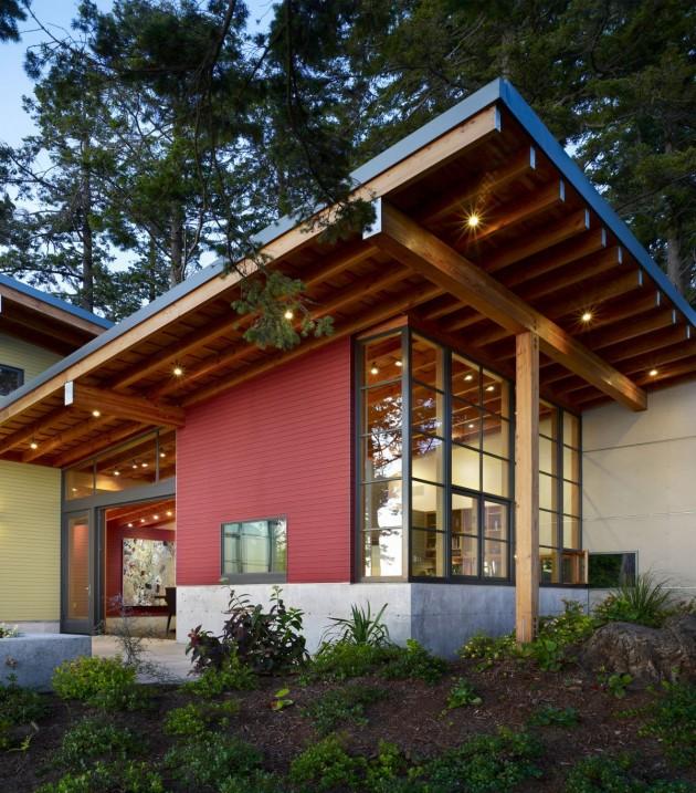 проект дома с гаражом фото 3