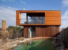 Пристройка к дому от Chan Architecture (5)