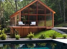 Дом с двускатной крышей (21)