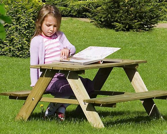 Своими руками для детского сада стол и скамейки