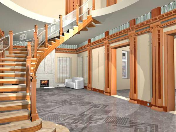 лестница на второй этаж своими руками