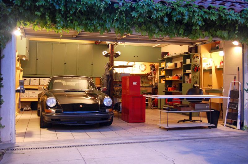 Своими руками своя автомастерская гараж