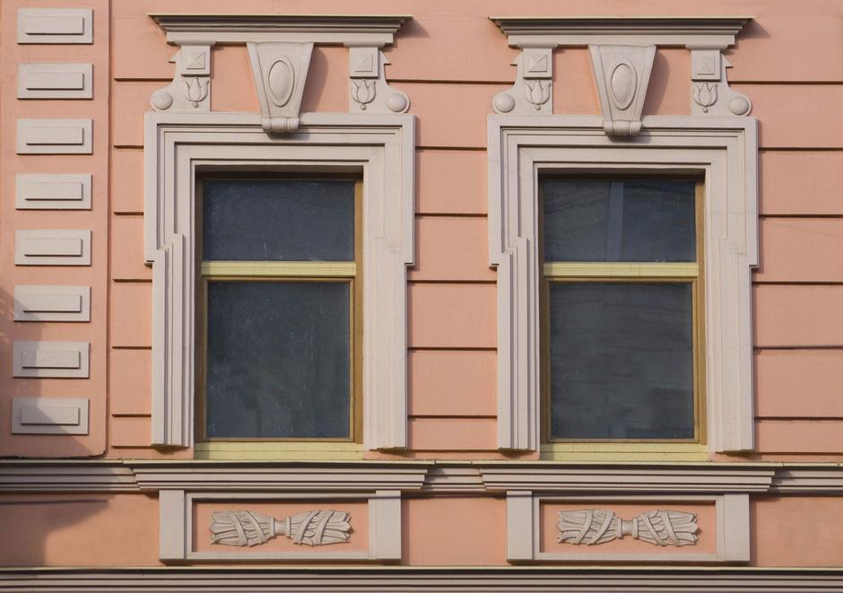 трафареты для наличников на окна как сделать