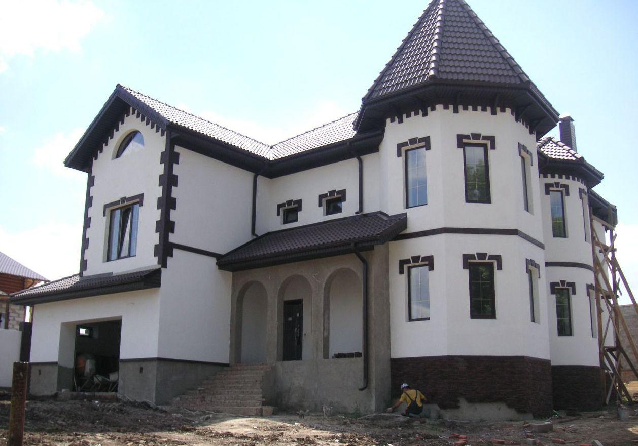 дом из арболита своими руками