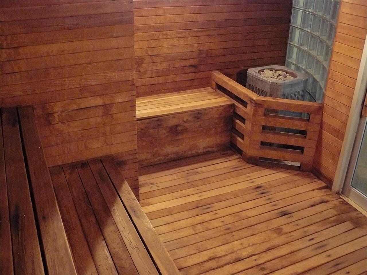 Как должна быть устроена моечная в бане 57