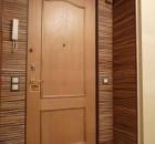 отделка косяков входной двери