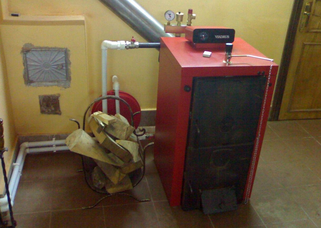 дачный котел отопления