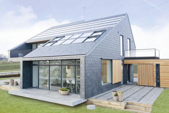 Первый в мире активный дом