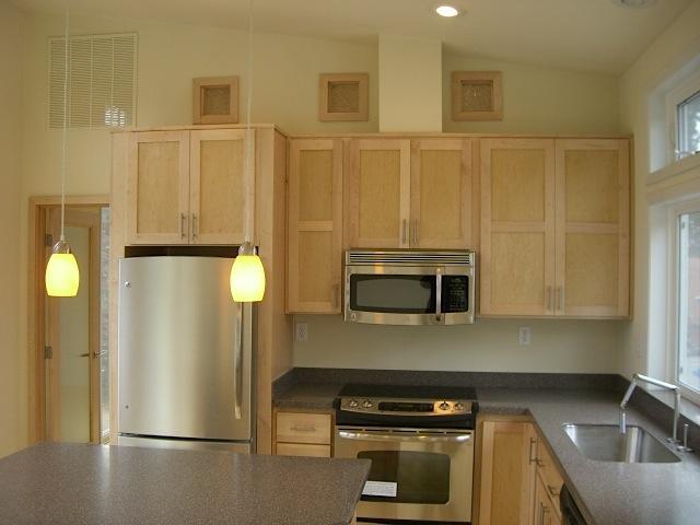кухня дачного дома