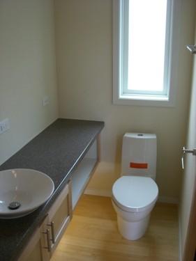 ванная в дачном доме